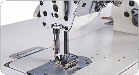 Игловодитель с специальным покрытием в швейной машине MAQI LS-2284ND